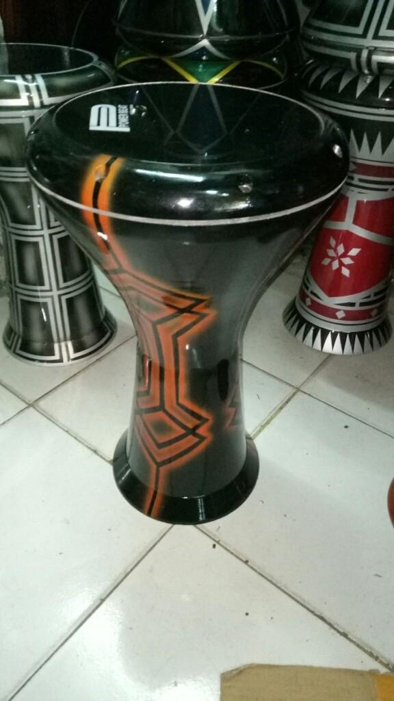 harga Darbuka calty calti alumunium cor hitam airbrush 8 3/4 inch Tokopedia.com