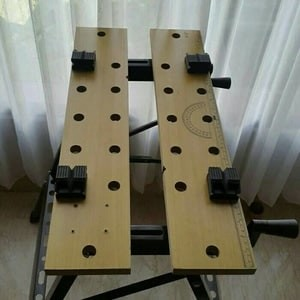 harga Portable workbench krisbow / meja kerja wood working Tokopedia.com