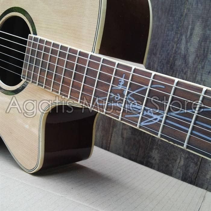 harga Gitar akustik elektrik lalewood neck maple lcd Tokopedia.com