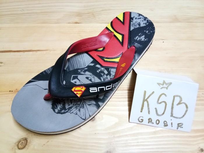 harga Sandal Ando/sandal Karakter/sandal Jepit/sandal Karet/sandal Flat Tokopedia.com