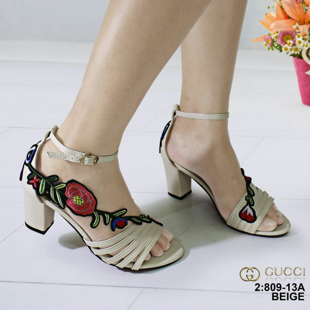 harga Sepatu brand gucci flower type: 809-13a#xa Tokopedia.com
