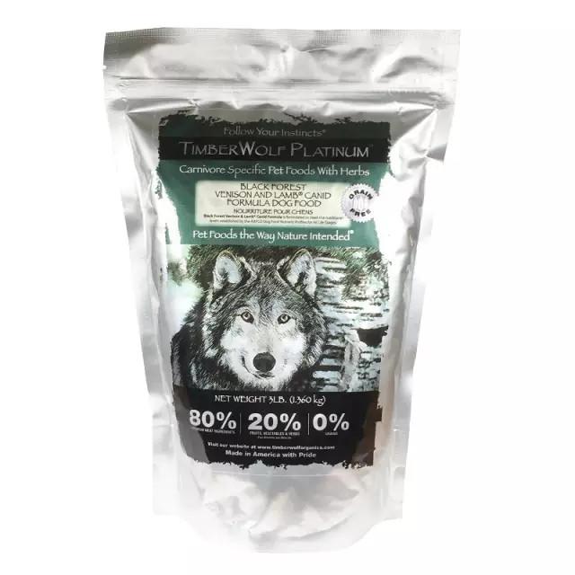 Timberwolf Platinum Black Forest Dog Food Makanan Anjing Not Acana