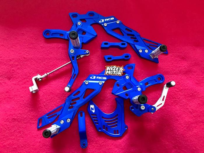 harga Footstep underbone mx king racing boy Tokopedia.com