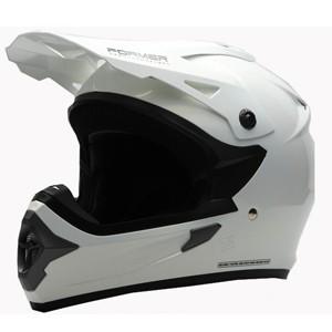 harga Helm cargloss former motocross white gold pearl - putih ukuran xl Tokopedia.com