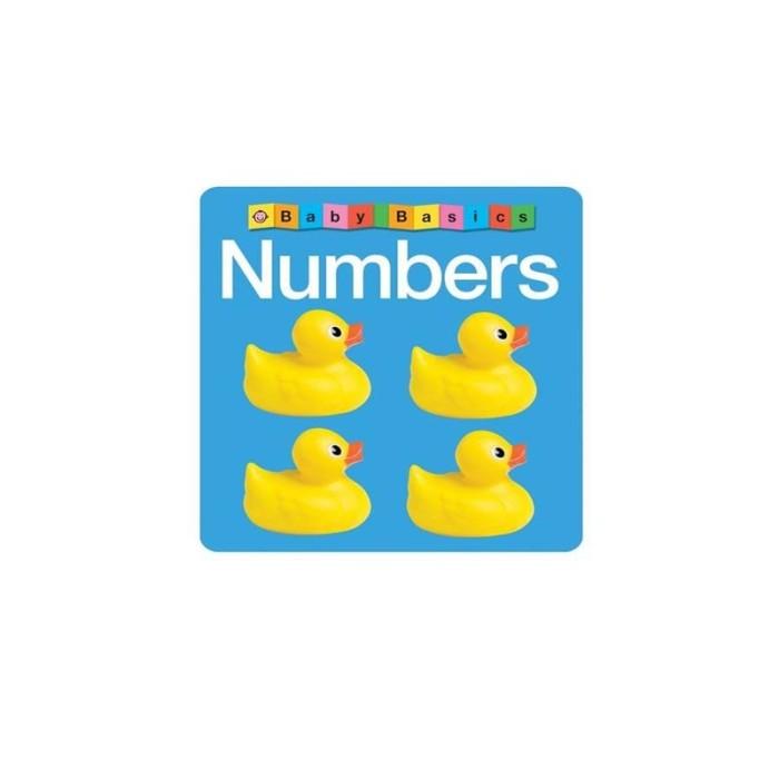 Baby Basics Numbers | Buku Anak Usia 6- 23 Bulan
