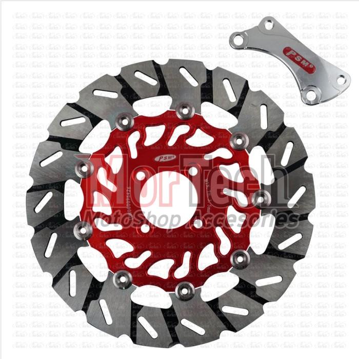 harga Psm floating piringan disc brake cakram depan old jupiter mx 30cm red Tokopedia.com