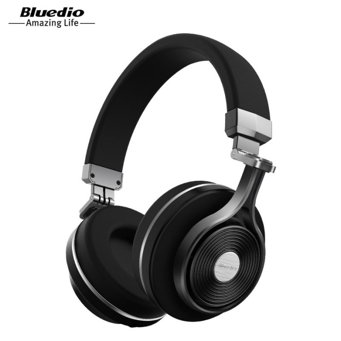 harga Bluedio t3 wireless bluetooth headphone turbine 3d Tokopedia.com