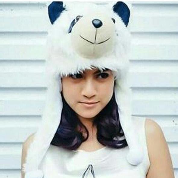 harga Topi panda animal hat panda binatang karakter kostum serigala koala Tokopedia.com