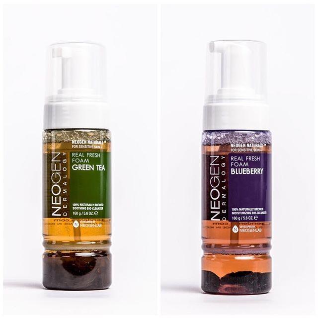 Foto Produk Neogen Facial Foam Blueberry dari JQK Cosmetics