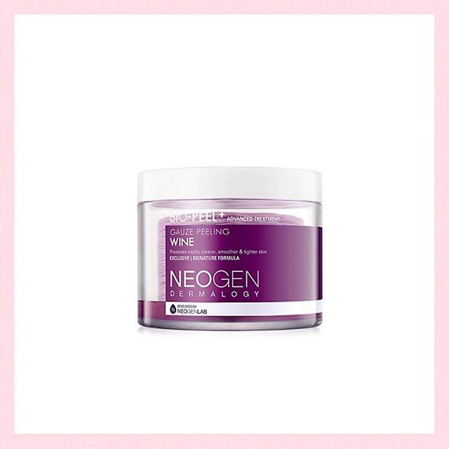 Foto Produk Neogen Gauze Peel Wine dari JQK Cosmetics
