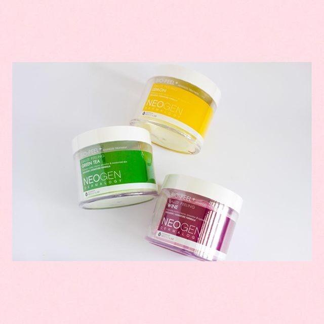 Foto Produk Neogen Gauze Peel Lemon dari JQK Cosmetics