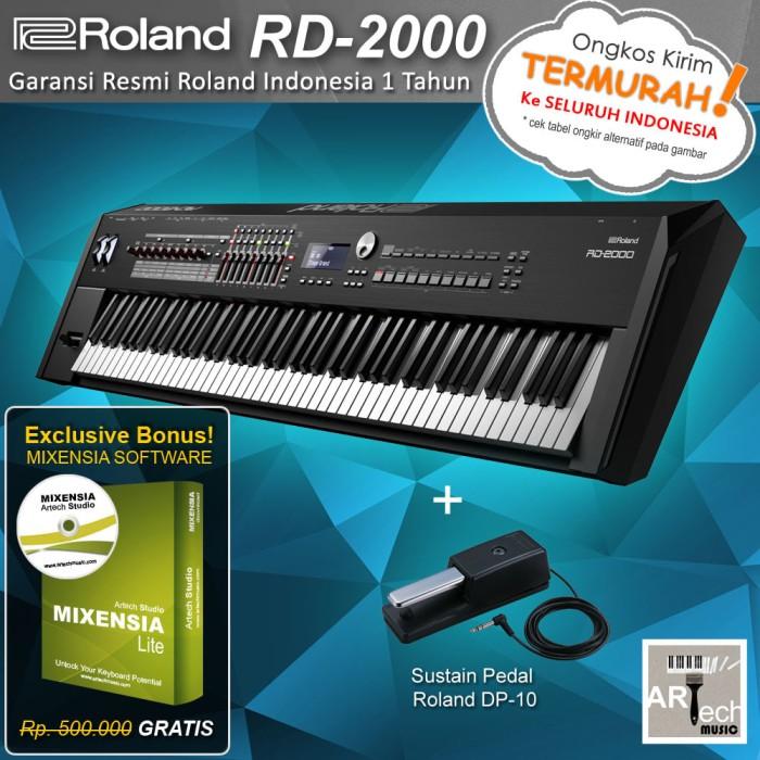 Roland RD2000 / RD 2000 - Digital Pi