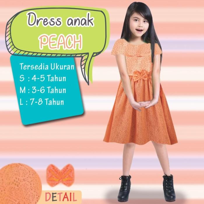 baju dress anak perempuan UNTUK PESTA branded import ASLI OZORA MAROON