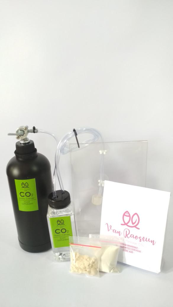 harga Co2 Diy Aquascape 1 Tabung Plastic Silinder Pesanan An.laedo Tokopedia.com