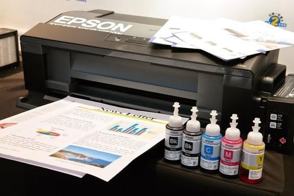 Jual Printer Epson L1300 A3 Infus 5 Tinta - Kota Palembang - satria pratama  mulya | Tokopedia