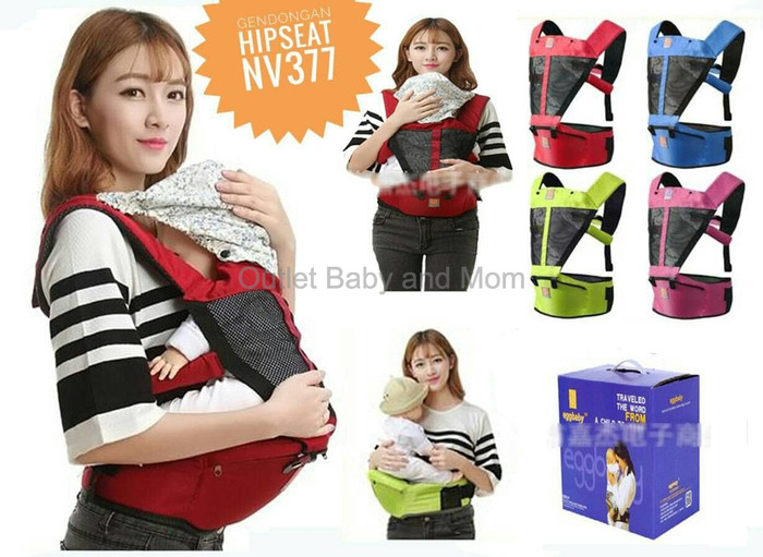 Jual Exclusive Gendongan Hip Seat Egg Baby Carrier Anak Bayi Baby Ibu Mom Outlet Baby And Mom Tokopedia