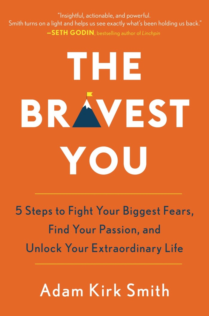 harga The bravest you: five steps to fight your biggest fears... [ebook] Tokopedia.com