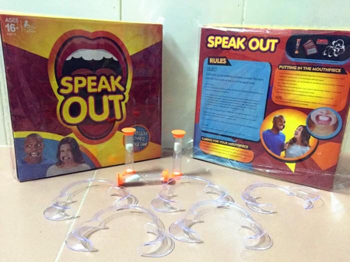 harga Mainan anak speak out game mainan mulut lebar mainan tebak kata lucu Tokopedia.com