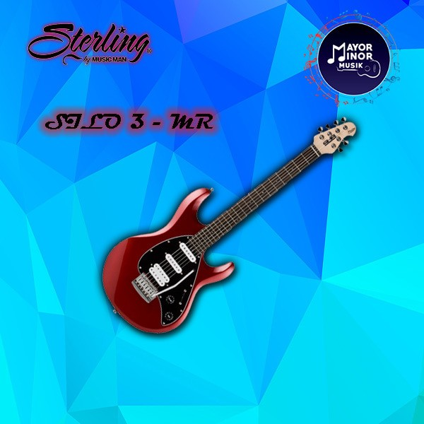 harga Gitar elektrik sterling by musicman silo 3 - mr Tokopedia.com