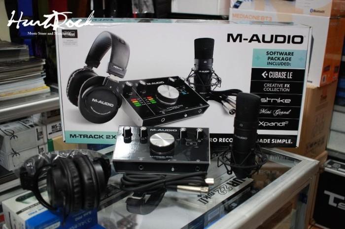 harga M-audio m-track 2x2 vocal studio pro Tokopedia.com