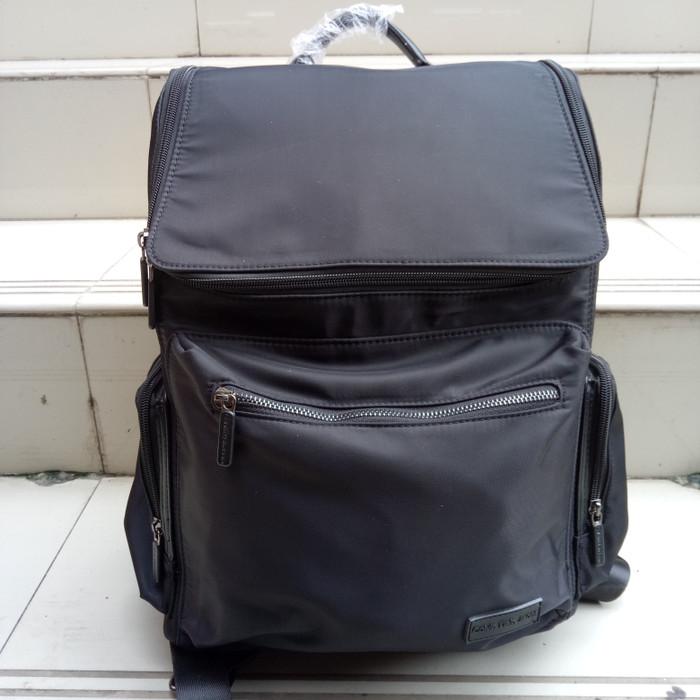 harga Ransel Backpack Calvin Klein Ck Tas Pria Wanita Tas Punggung Import  Tokopedia.com c0c6937d1a