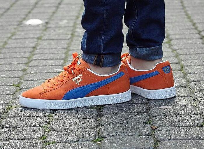 be2a351e7061 Jual Puma Clyde NYC Knicks Orange Blue - DKI Jakarta - caravan store ...