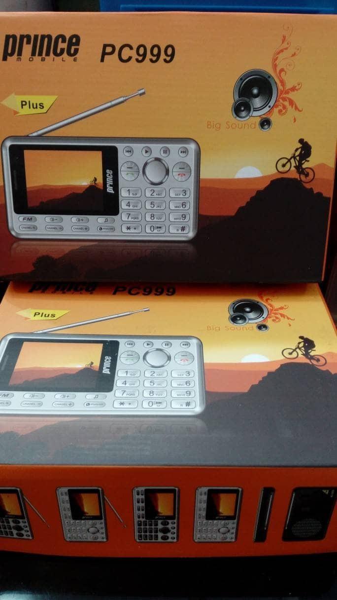 harga Hp prince pc 999 plus model radio-hp murmer multifungsi Tokopedia.com