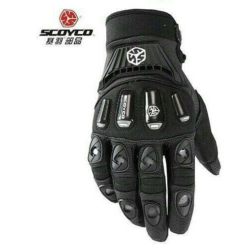 harga Sarung tangan scoyco mx14 black Tokopedia.com