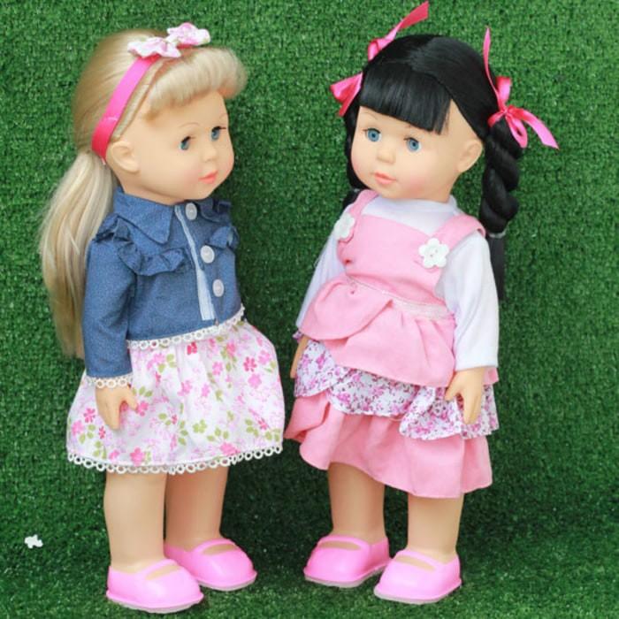 Jual Boneka Walking Doll bisa bahasa inggris   bahasa indonesia ... 4b4cdd84e5