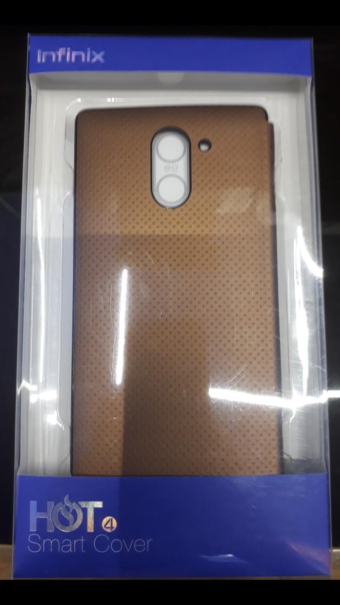 Jual Infinix Hot 4 Pro Cek Harga Di Armor Case X556 Flip Smart Cover Original Tokopediacom