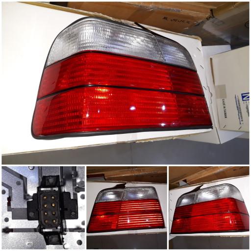 harga Bm012-j1002 - stop lamp - clear red lens - eur.type bmw e36 4d 91-97 Tokopedia.com
