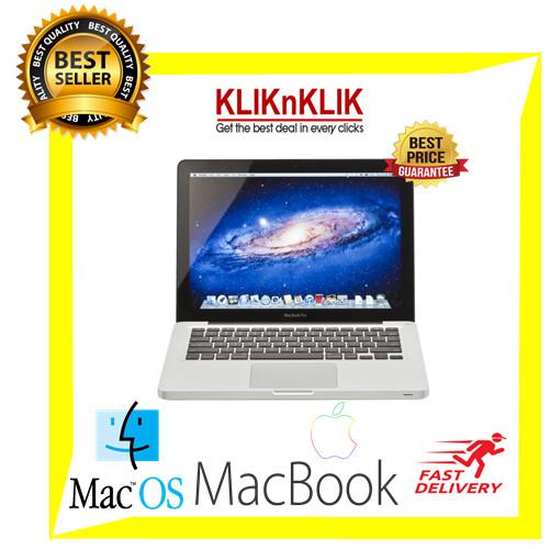 harga Apple Macbook Pro 13 Md101 Silver