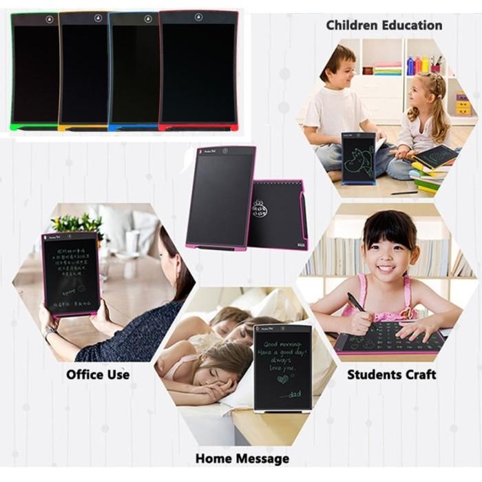 harga Lcd Drawing Writing Tablet Anak Dan Dewasa 8.5