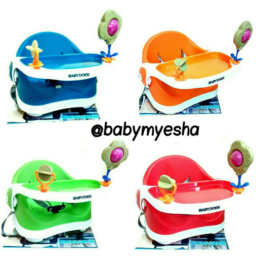 Babydoes baby does play tray booster seat chair ingenuity baby base