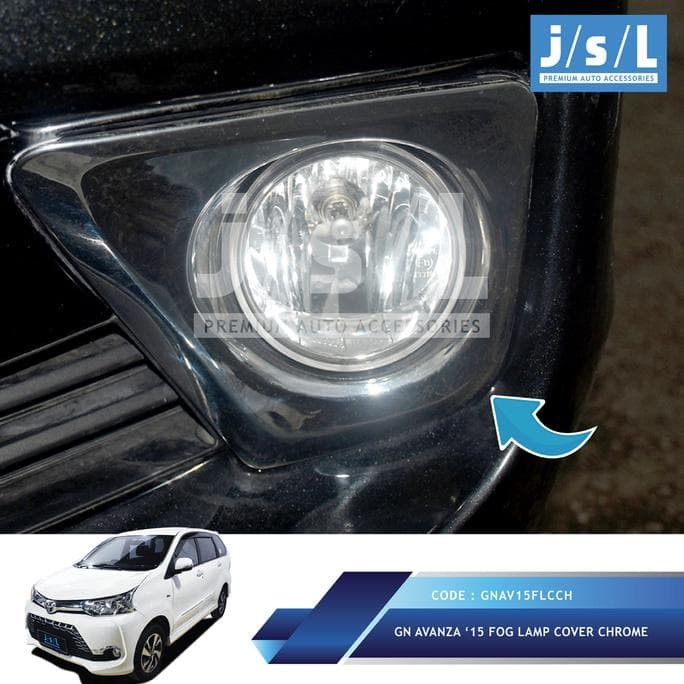 ... Autofriend REFLECTOR Toyota Avanza 2012 2013 2014 Lampu BelakangTail Lights Variasi Aksesoris Mobil All New