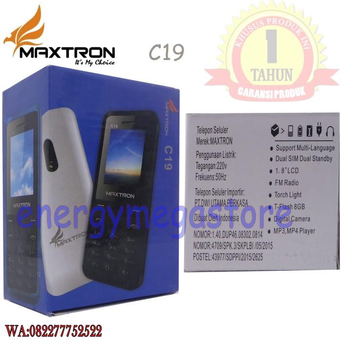 harga Maxtron c19 Tokopedia.com