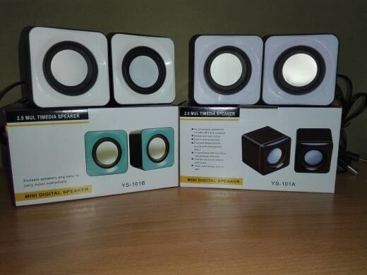 harga Mini digital speaker komputer twin dual usb Tokopedia.com