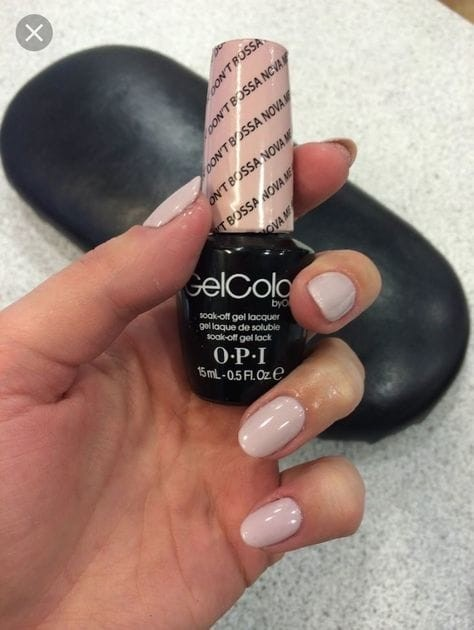harga O.p.i gel nail polish don't bossa nova me around - opi gc a60 original Tokopedia.com