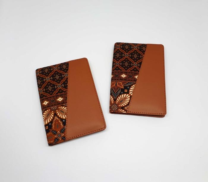 harga Dompet paspor / cover paspor / passport cover batik kawung Tokopedia.com