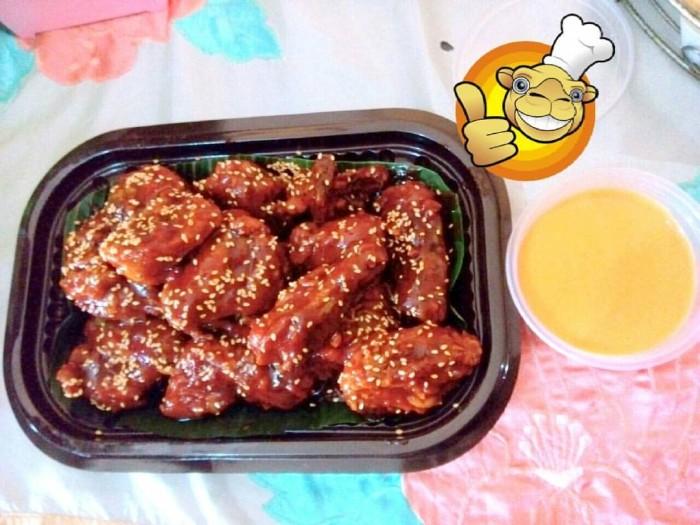 Jual Ayam Hot Ricis Kab Bogor Dapur Nona Mona Tokopedia