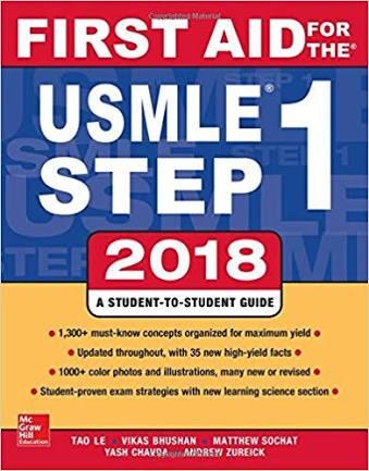 harga Buku kedokteran first aid for the usmle step 1 2018 Tokopedia.com