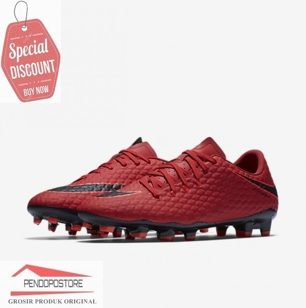 2c73ca6de Jual Sepatu Olahraga Bola Soccer Hypervenom Phelon III FG 852556-616 ...