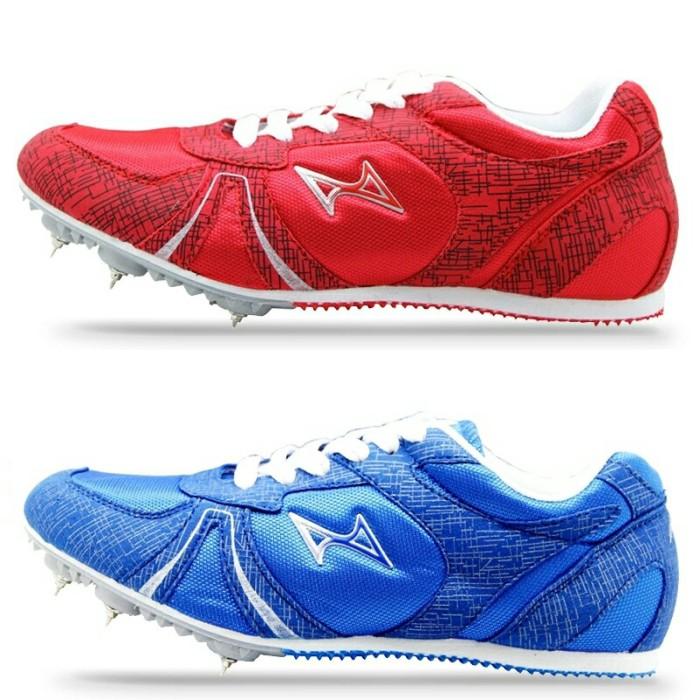 Jual spike shoes sprint shoes sepatu