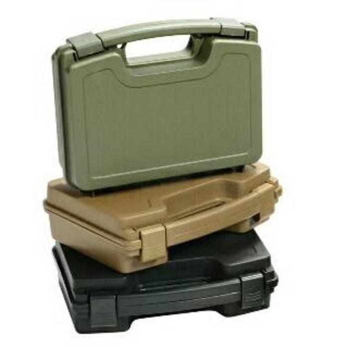Tas koper senjata fiber bahan keras tebal muat 2 senjata sekaligus NEW