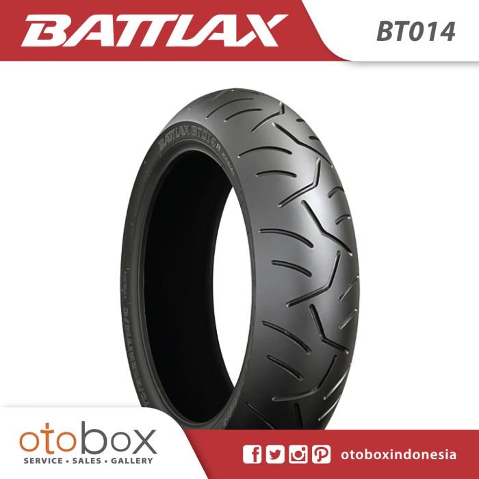 harga Ban motor battlax tubeless 120/60-17 b-014f tl Tokopedia.com