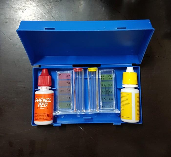 Foto Produk Test Kit Chlorine & pH dari Marina Pool