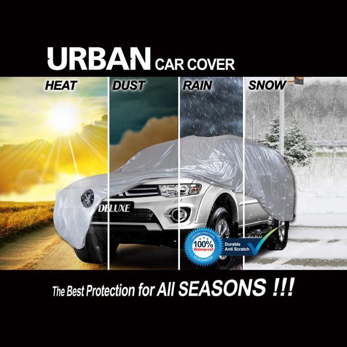 Cover Sarung Mobil Waterproof URBAN DELUXE L SEDAN Nissan BMW Lexus