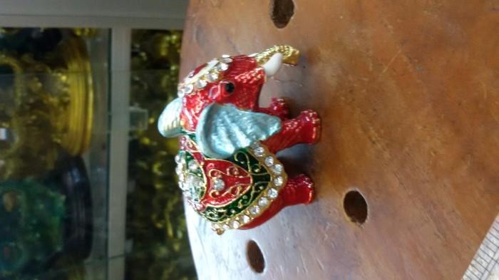 harga Pajangan patung gajah thailand merah Tokopedia.com