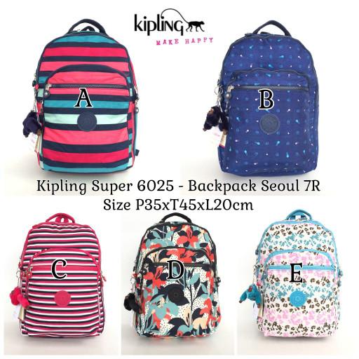 harga Hot promo!!backpack kipling 6025 /ransel 7ruang Tokopedia.com
