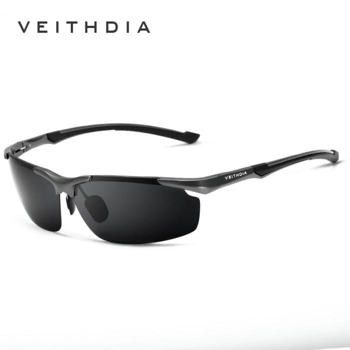 Kacamata fashion/outdoor lensa polarized original veithdia